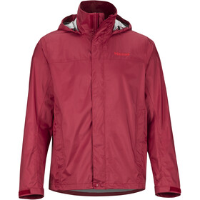 Marmot PreCip Eco Jas Heren, sienna red